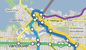 Click for skytrain route map