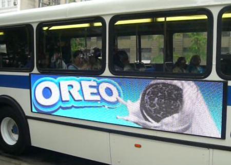 Typical Digital Bus Ad